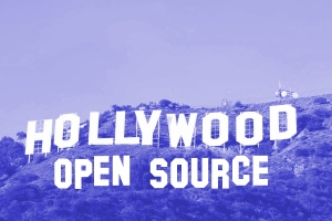 hollywood-open-source-sign